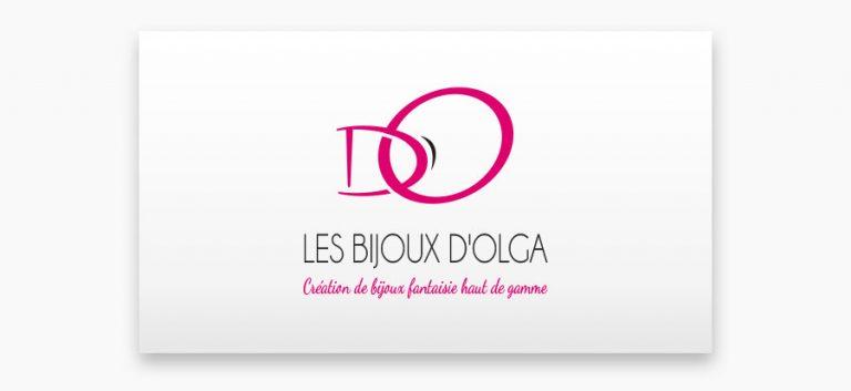 Logo les Bijoux d'Olga