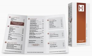 Menus Le Hollywood