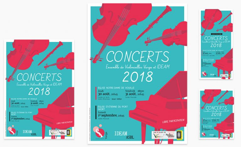 Concerts EVV 2018