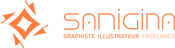 Samigina | Graphiste Illustrateur Freelance