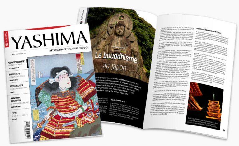 Magazine Yashima