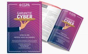 Annonce presse CGPA Garantie Cyber
