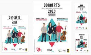 Concerts EVV 2019