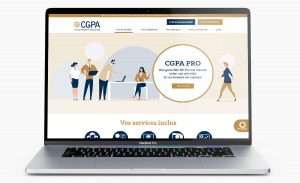 Site institutionnel CGPA