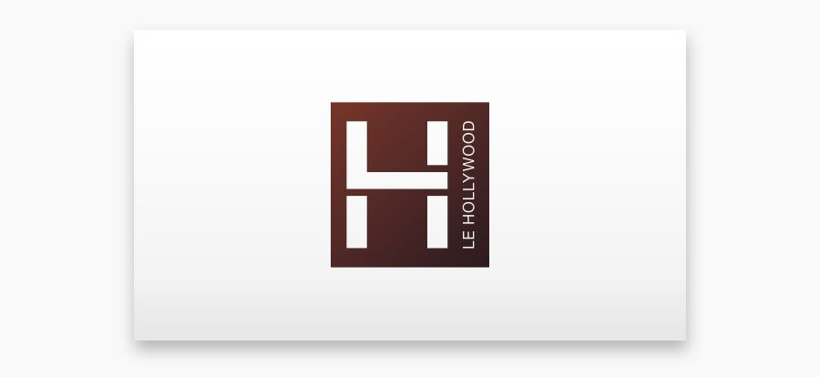 Logo Le Hollywood
