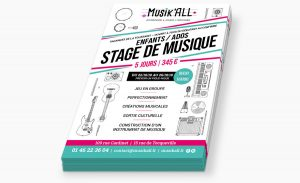 Flyer Stage Musik'All