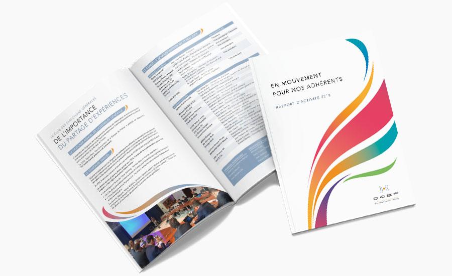 Rapport d'activité OCBF 2018
