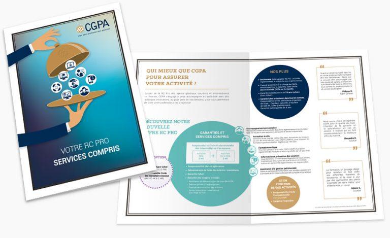 Plaquette de Présentation CGPA