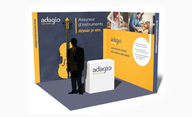 Stand Adagio